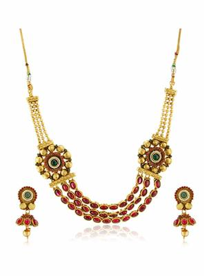 Donna NL25037 Multicolored Women Jewellery Sets
