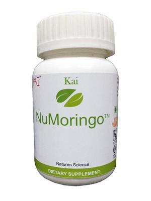 Hawaiian-Herbal Nrc72 Numoringo Capsule Ayurvedic & Organic