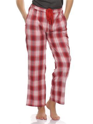 Clovia NS0493P14 Pink Women Pajama