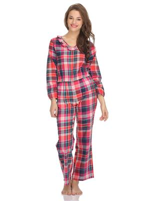 Clovia NS0534P16 Multicolored Women Night Wear