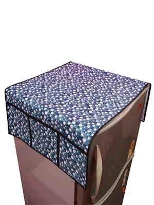 Nisol NSLFT28 Multicolored Fridge Top Cover