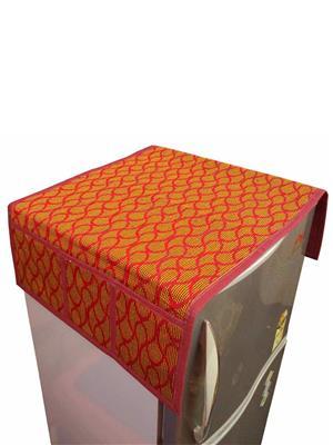 Nisol NSLFT32 Multicolored Fridge Top Cover