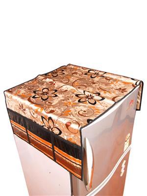 Nisol NSLFT36 Multicolored Fridge Top Cover