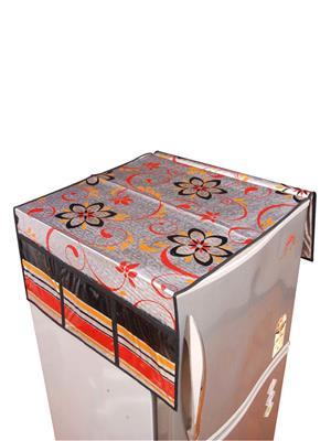 Nisol NSLFT54 Multicolored Fridge Top Cover