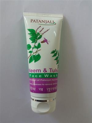 Patanjali NTFW1 Natural Face Wash