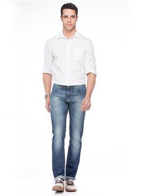 Numero Uno CMJNRL104 Blue Men Jeans