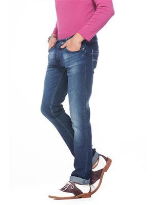 Numero Uno CMJNRL32 Blue Men Jeans