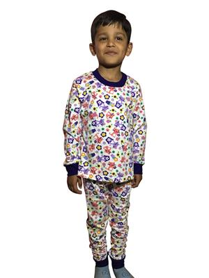Lilsugar Nwe05 Purple Boy Night Suit