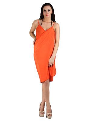 N-Gal Originals NYB079 Orange Women Beach Wear