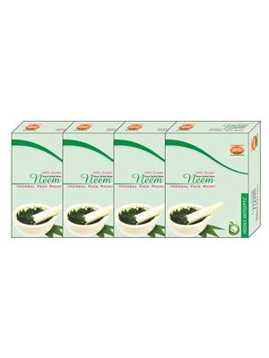 KHADI Neem Face Pack (Pack of 4)