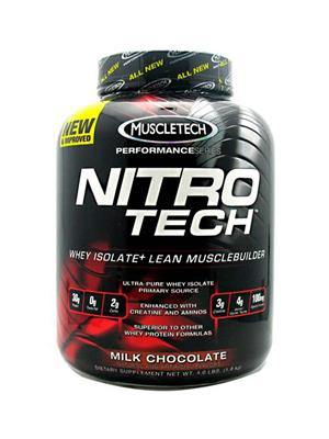 Muscletech 1 Nitrotech Chocolate