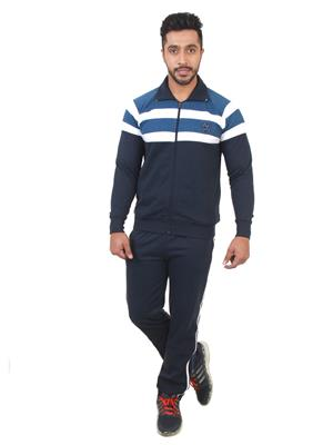 Nuovo Nuo6 Blue Men Tracksuit
