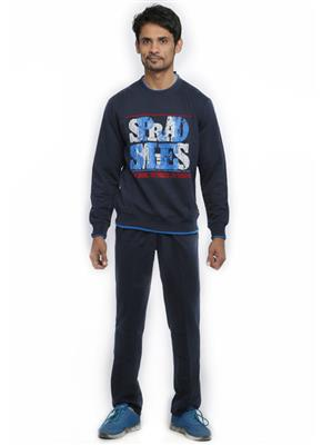 Nuovo Nuo7 Blue Men Tracksuit