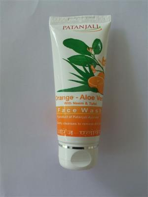 Patanjali OAFW1 Natural Face Wash