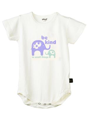 Omved Octb0011 White Kids T-Shirt