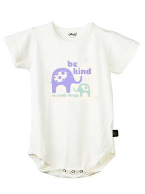 Omved Octb0012 White Kids T-Shirt