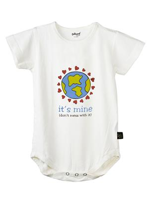 Omved Octb0013 White Kids T-Shirt
