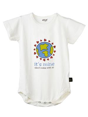 Omved Octb0014 White Kids T-Shirt