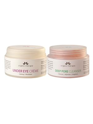 Organic Therapie OTC17 Unisex Under Eye Combo