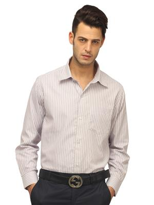 Olive Garden O-26 Grey Formal Shirt