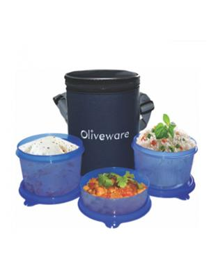 Oliveware Oliveware_ LB39 Lunch Bag  Easy meal Lunch Box