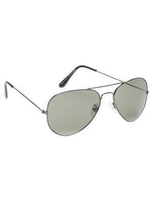 Opticalplaza op2015 Black Aviator sunglasses