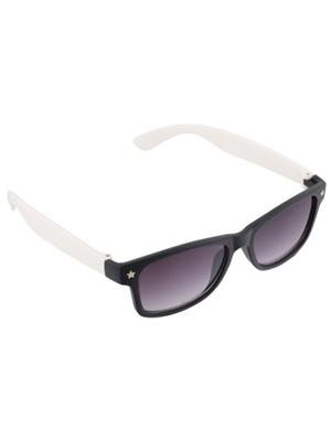 Opticalplaza op2015 Black Wayfarer Sunglasses