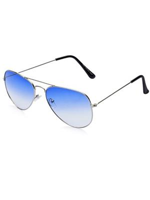 Opticalplaza op2015 Blue Aviator sunglasses