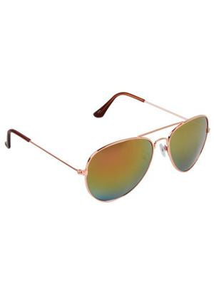 Opticalplaza op2015 Golden Aviator sunglasses