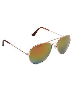 Opticalplaza op2015 Golden Aviator sunglasses