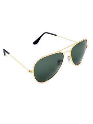 Opticalplaza op2015 Green Aviator sunglasses