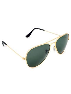 Opticalplaza op2015 Green Aviator sunglasses