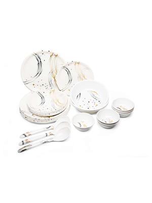 Roni Wares P-1001 Multi Dinnerware & Crockery