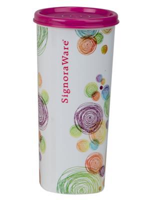 Signoraware P1406 Pink Tumbler