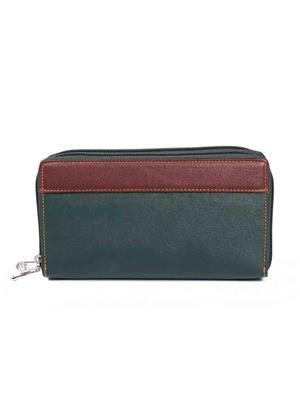Lee Italian P21 Green Women Wallet