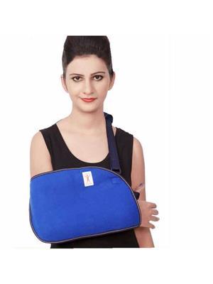 AGOC-Ozone PAGOCPA03 Blue Arm Sling