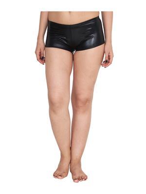 Ansh Fashion Wear Blk-1 Black Women Panty