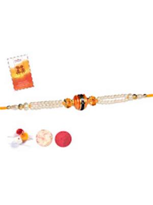 Babla  PBR117 multicolored men rakhi