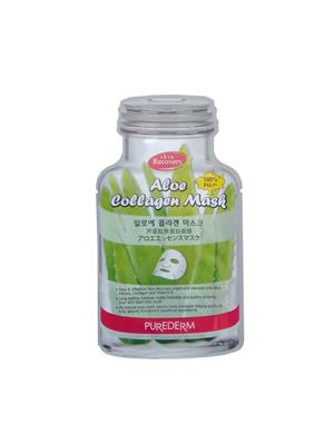 Purederm Pd Aloe Collagen 01 Face Mask Pack Of 1