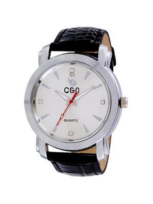 Chappin & Nellson  PEL-CN-11-G White Men Wrist Watch