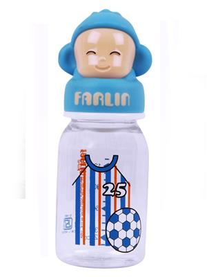 Farlin Per 858 - Blue Unisex-Baby Feeding Bottle 120Cc