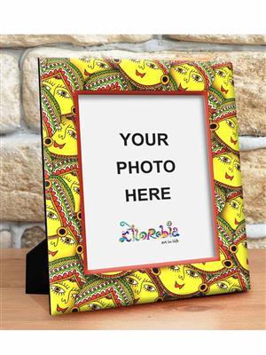 Kolorobia PFMMA04  Madhubani Photo Frame