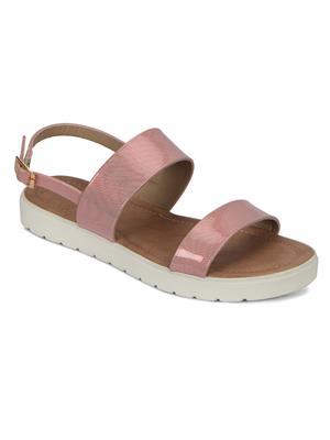 Flora PF-0141-10 Pink Women Sandal