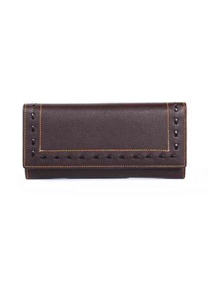 Lee Italian PL17 Brown Women Wallet