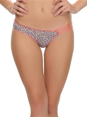 Clovia PN0425P16 Orange Women Panty