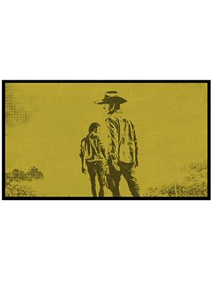 Shoping Inc POS1355 TV Series The Walking Dead Laminated Framed Art