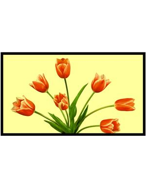 Shoping Inc POS1464 Tulips Laminated Framed Poster