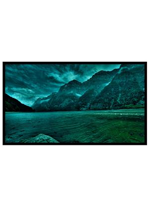 Shoping Inc POS1527 Thunersee Lake In Switzerland Nature Laminated Framed Art