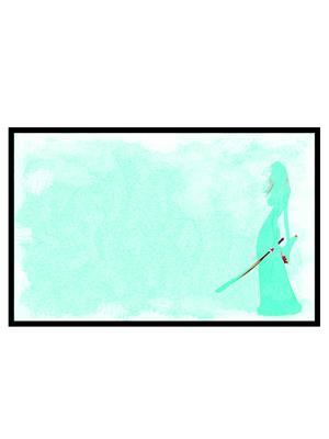 Shoping Inc POS30355 Kill Bill Volume 1 Uma Thurman Thriller Laminated Framed Poster