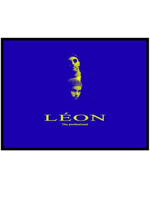 Shoping Inc POS30612 Leon The Professional Debut Release Poster Laminated Framed Poster